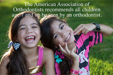 Braces for Kids | AAO Recommends Age 7